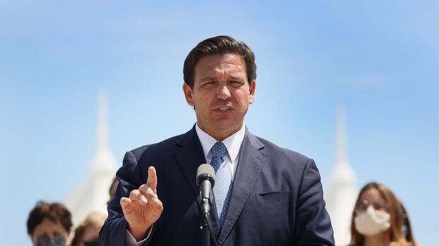 Ron DeSantis declara estado de emergencia en Florida por cierre de oleoducto