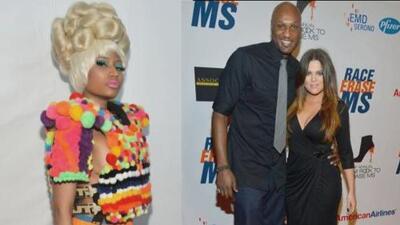 GYF Digital: Nicki Minaj fue rechazada y Khloe Kardashian, ¿extraña a Lamar?