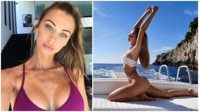 Dajana Gudic, fruto de la ex Yugoslavia, conquista el modelaje y el fitness