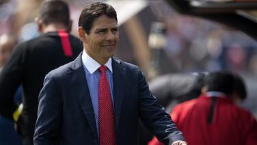 Oficial: Alfonso Sosa es nuevo técnico de Necaxa