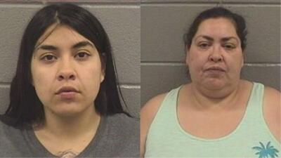 Clarisa y Desiree Figueroa enfrentan cargos por la muerte del bebé de Marlen Ochoa-Urióstegui