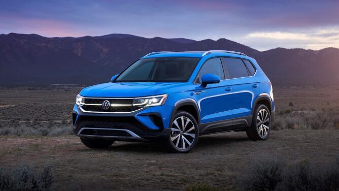 Volkswagen Taos 2022, una SUV compacta para EEUU que será fabricada en México