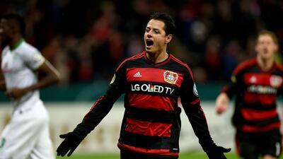 Dirigentes de la MLS esperan ver pronto a 'Chicharito' jugando en los EEUU