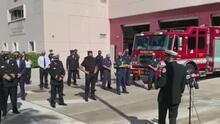 Rescatistas de Hialeah honran a quienes perdieron la vida en los atentados del 9/11