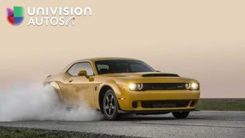 Hennessey HPE 1000 convierte al Dodge Demon en el 'rey del cuarto de milla'