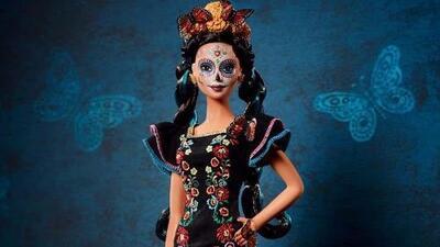 ¿Homenaje o apropiación cultural?: la polémica sobre la nueva Barbie que conmemora el Día de Muertos