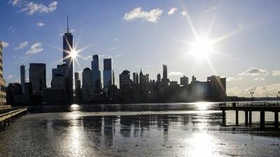 El sol es el protagonista de este fin de semana en Nueva York
