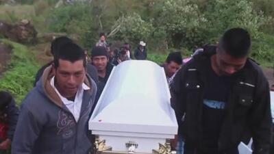 Cuerpo del niño que murió bajo custodia de la Patrulla Fronteriza llega a Guatemala
