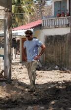 Ricky Martin en acción: el artista en su labor humanitaria en Haití y Tailandia