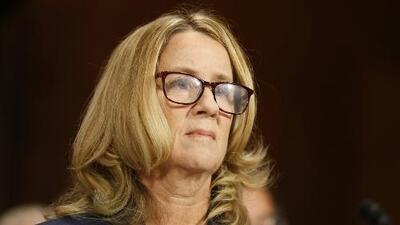 Christine Blasey Ford presenta su testimonio contra Brett Kavanaugh ante el Congreso