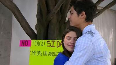 La Rosa de Guadalupe - '¿Me das un abrazo?'