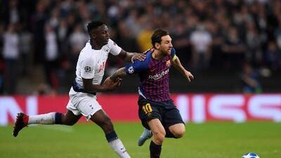 Cómo ver FC Barcelona vs. Tottenham en vivo, Champions League