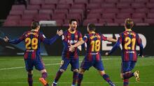 Barcelona se queda con la victoria ante la Real Sociedad