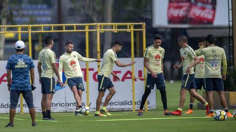 Otra mala noticia en América: Jérémy Ménez, descartado para el juego ante Puebla