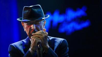 Poeta, donjuán, monje budista: Las tantas mutaciones de Leonard Cohen