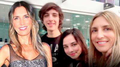 Los hijos de Carina Ricco son quienes la motivaron a regresar a la televisión