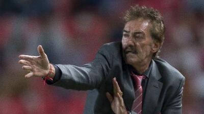 """Ricardo La Volpe aseguró que tienen que ser más """"agresivos"""""""