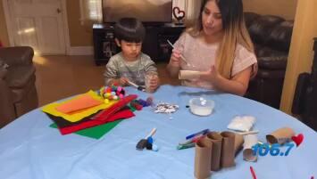 ¡A decorar el Arbolito con tus hijos!