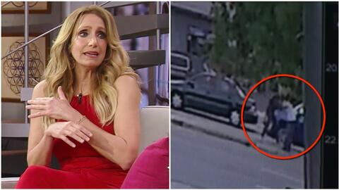 """Lili Estefan desconcertada pide """"justicia"""" en el caso que involucra a Pablo Lyle con la muerte de un hombre"""