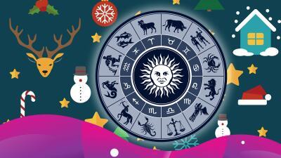 ¿Santa, Rodolfo o Frosty? Qué elemento navideño eres según tu signo zodiacal