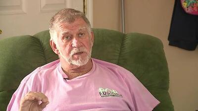 "Hombre de Florida cuenta cómo sobrevivió a la ""bacteria come carne"""