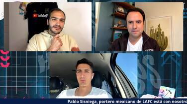 Hablemos Soccer: Pablo Sisniega se prepara para 'El Tráfico'