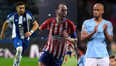 Momento de cambio: símbolos de grandes equipos de Europa que se despiden esta temporada