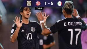 Futbol retro   Macías marcó doblete y México goleó a Bermudas