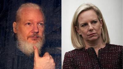La renuncia de Nielsen y el arresto de Assange marcan la agenda informativa de la semana