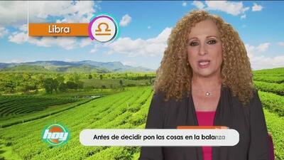 Mizada Libra 13 de mayo de 2016