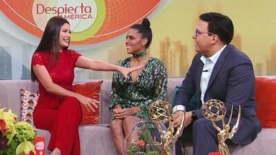 """""""Se me hace que no te quieres ir"""": así recibimos a Ana Patricia en su visita al show"""