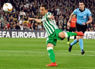 En fotos: con Guardado y Lainez, Betis quedó eliminado por Rennes en Europa League
