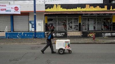 Así vivió Nicaragua el cuarto paro nacional para exigir al régimen de Ortega la liberación de presos políticos