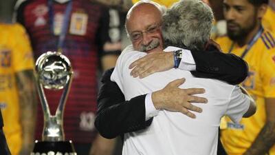 'Tuca' Ferretti entró al Olimpo de los DT's en Liga MX