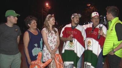La familia Rusa que 'adoptó' a dos mexicanos