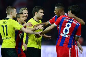 Bayern y Dortmund en busca de la Bundesliga