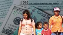 Con ITIN o seguro social: así puedes recibir hasta $3,600 del crédito tributario por hijos