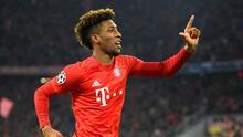 Bayern Munich interrumpe negociaciones con Kingsley Coman