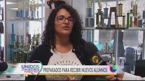 Escuelas de Florida reciben a alumnos puertorriqueños