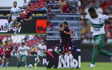El Atlas gana en casa y consigue su primer victoria sobre el Zacatepec