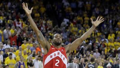 Kawhi Leonard es el MVP de las NBA Finals 2019 tras liderar el campeonato de los Raptors