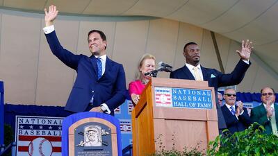 Ken Griffey Jr. y Mike Piazza al Salón de la Fama de la MLB