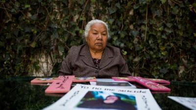 """""""Mi hija no se suicidó. Yo demostré que la mató su marido"""""""