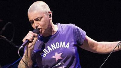 """Policía localiza """"a salvo"""" a la cantante irlandesa Sinead O'Connor"""