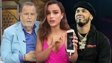 Anuel confirma su ruptura con Karol G y El Gordo pregunta a Clarissa Molina si saldría con el cantante