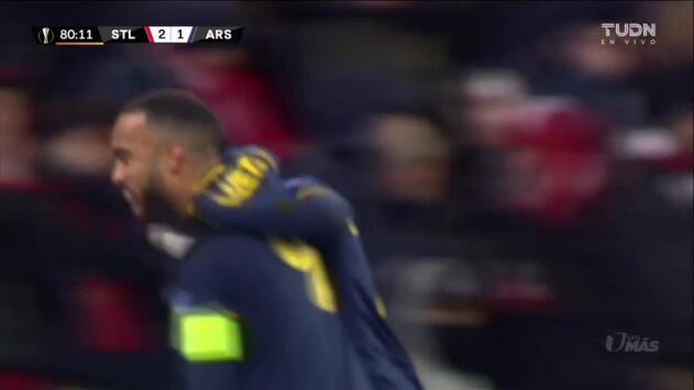 ¡GOOOL! Bukayo Saka anota para Arsenal