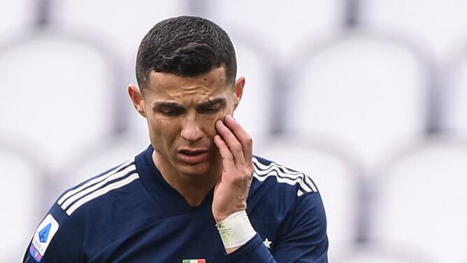 Robin Gosens habló sobre el mal momento que vivió con Cristiano Ronaldo