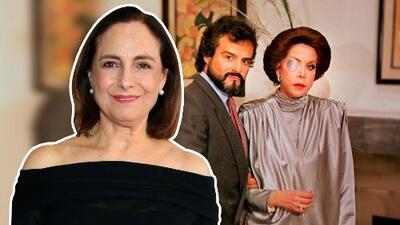 Diana Bracho no quiere interpretar a Catalina Creel en el remake de 'Cuna de lobos' y estas son sus razones