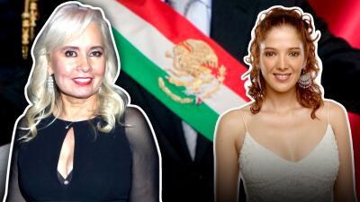 Carla Estrada habla del supuesto romance de Adela Noriega con un expresidente de México