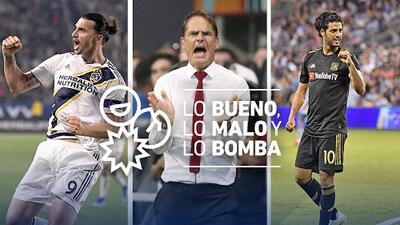 Semana 18: Supremacía de Vela, Zlatan y el campeón sufre jornada para el olvido